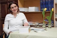 Spotkanie z dr Joanną Nowosielską-Sobel