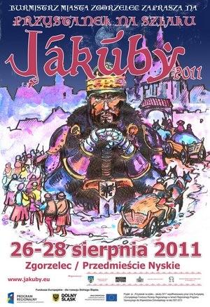Przystanek na szlaku Jakuby 2011