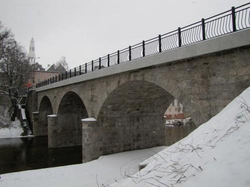 Zakończony remont mostu w Gryfowie Śląskim