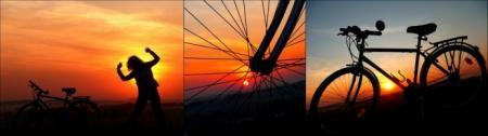 Wiosenne rowerowe szaleństwa