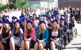 Uroczyste zakończenie roku szkolnego w Gimnazjum