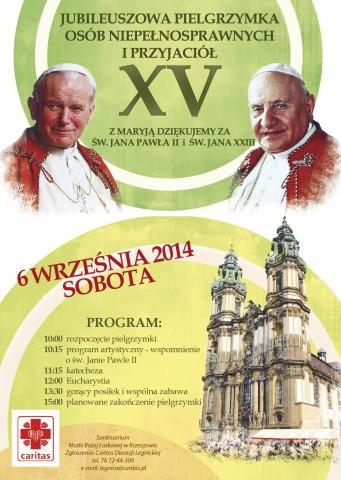 Z Maryją dziękujemy za św. Jana Pawła II i św. Jana XXIII