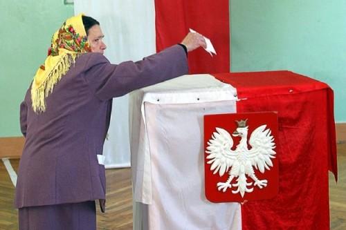Zestawienie wyników wyborów