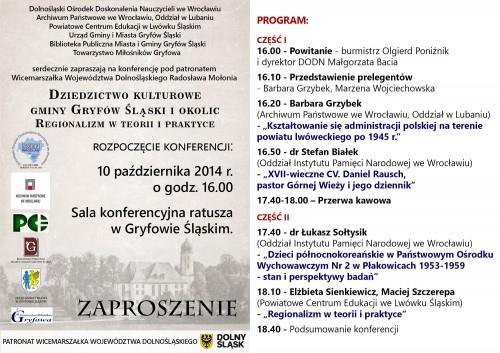 Dziedzictwo Kulturowe Gminy Gryfów Śląski i Okolic