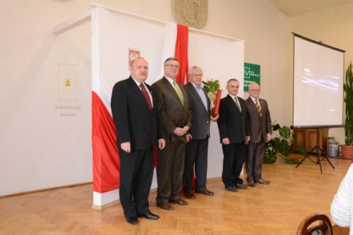 Zasłużony dla Powiatu Lwóweckiego