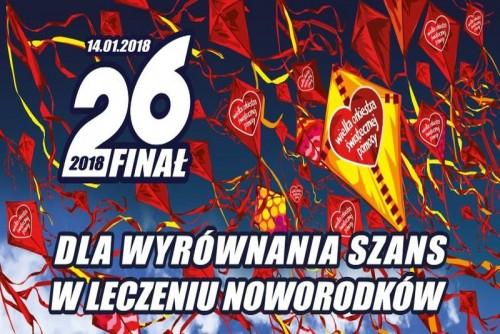 26. Finał WOŚP w Gryfowie Śląskim