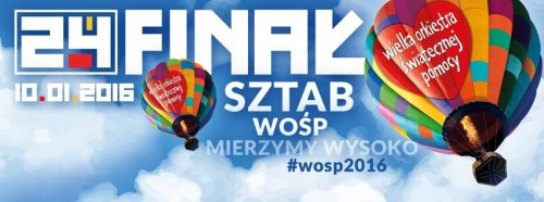 24 Finał WOŚP w Gryfowie Śląskim