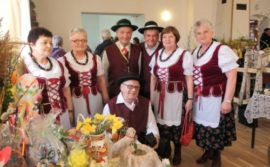 Powiatowy konkurs dekoracji wielkanocnych w Wojciechowie