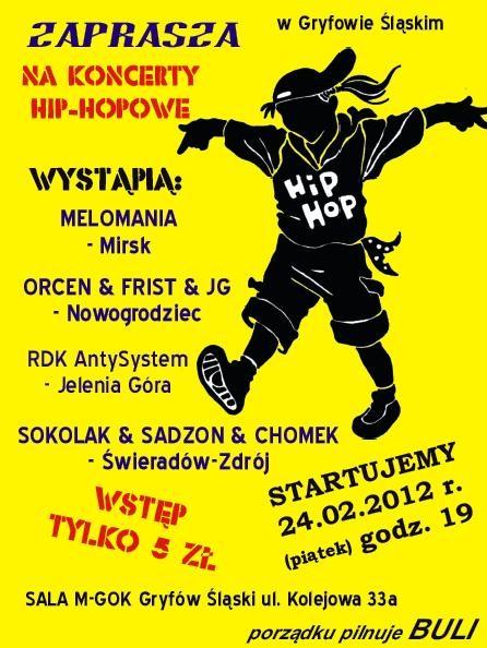 Koncerty Hip-Hop