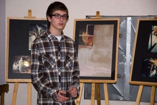 Wystawa Mateusza Szeligi