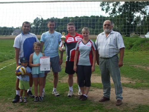 Turniej o Puchar Sołtysa Proszówki