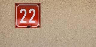 Numery porządkowe nieruchomości