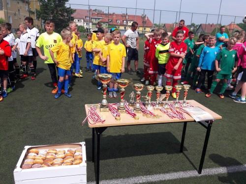 Dzień Dziecka z Akademią Piłkarską Gryfów Śląski