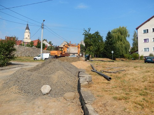 Przebudowa ciągu dróg gminnych ul. Rybnej i ul. Garbarskiej