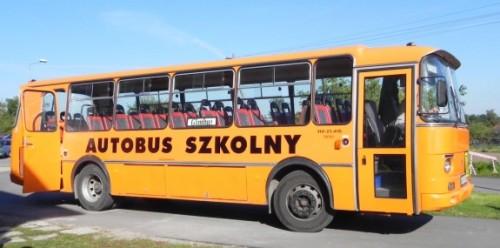 Rozkład jazdy autobusów szkolnych