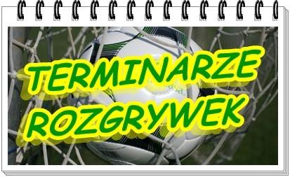 Terminarz rozgrywek GKS GRYF