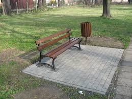 Odnowa urządzeń małej architektury w parku w Gryfowie Śląskim