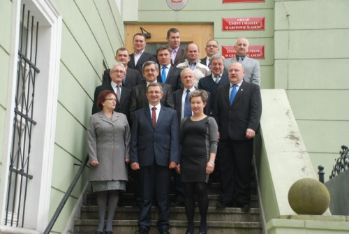 I sesja Rady Miejskiej Gminy Gryfów Śląski