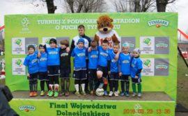 XVI edycji turnieju Z podwórka na stadion o Puchar Tymbarku