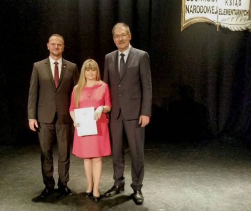 Nagrody Dolnośląskiego Kuratora Oświaty przyznane