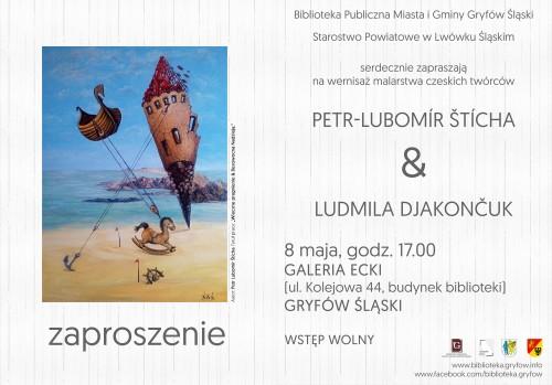 Wernisaż Malarstwa Czeskich Twórców