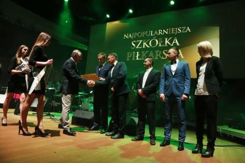 Szkółka Piłkarska UKS Gryfów Śląski na  DOLNOŚLĄSKIEJ GALI SPORTU