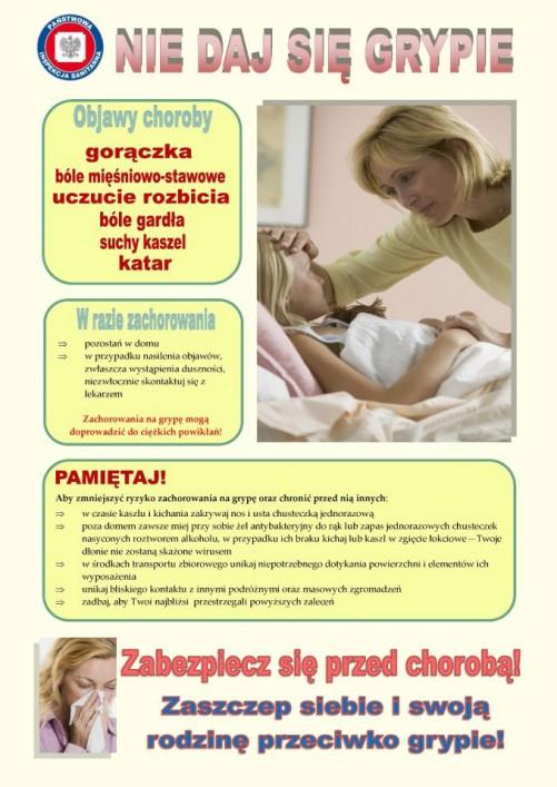 Nie daj się grypie