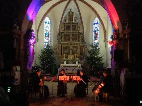 Piękny koncert Evviva L'arte za nami