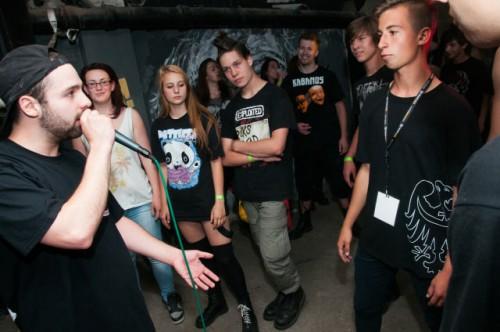 W rytmach punk i hardcore