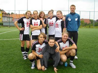 Trzecie miejsce dziewcząt w Pucharze Premiera Tuska