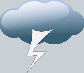 Ostrzeżenie meteorologiczne nr 53 o burzach z gradem