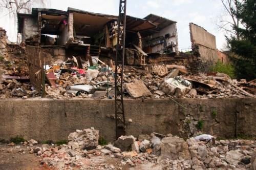 Meldunek o katastrofie budowlanej