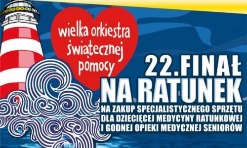 XXII Finał Wielkiej Orkiestry Świątecznej Pomocy