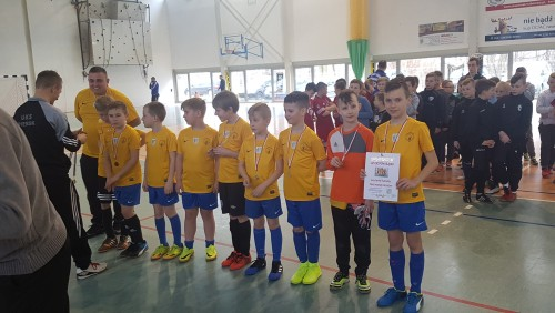 Kolejne podium Akademii Piłkarskiej