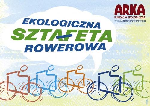 Ekologiczna sztafeta rowerowa
