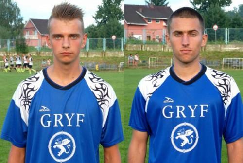 Nowi zawodnicy Gryfa