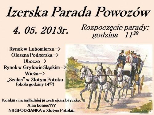 Izerska Parada Powozów