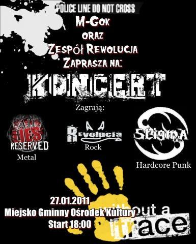 Koncert w MGOK