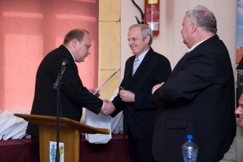 Uroczysta Sesja Rady Miejskiej Gminy Gryfów Śląski
