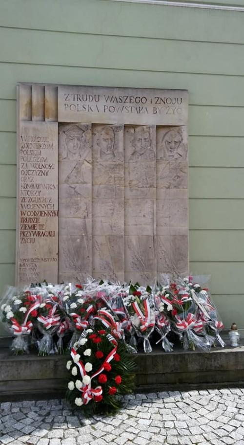 Obchody Święta Konstytucji 3 Maja w Gryfowie Śląskim