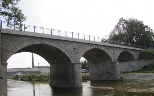 Zakończył się remont mostu w Gryfowie Śląskim