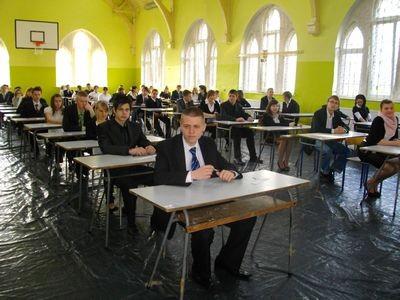 Egzaminy Gryfowskich Gimnazjalistów