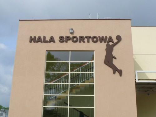 Otwarcie hali sportowej