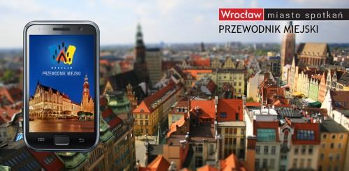 Wrocław – aplikacja mobilna na EURO 2012