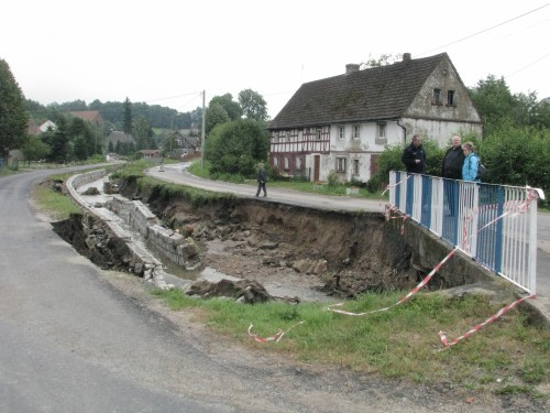 Powodziowa katastrofa