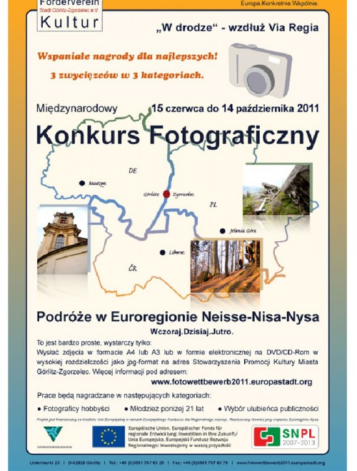 Międzynarodowy konkurs fotograficzny