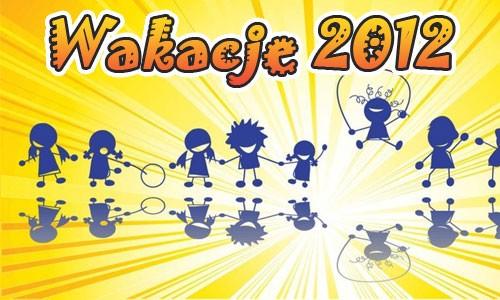 Wakacje 2012 w Gryfowie Śląskim