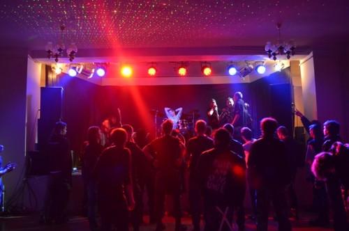 Rock Andrzejki w M-Gok