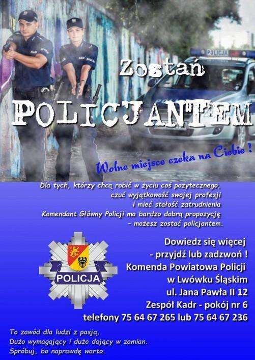Zostań Policjantem !