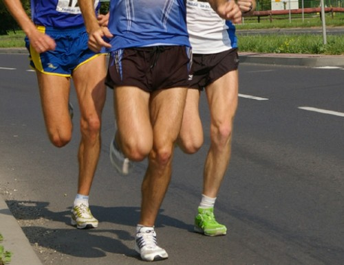 Bieg na 4,5 km